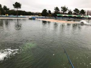 川越水上公園ってなんだ!?埼玉県のプールで管釣りを楽しもう!!